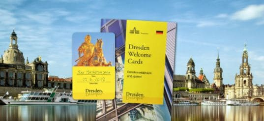 Dresden City Card